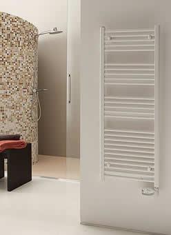 termosifone elettrico per bagno verticale