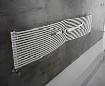 termosifone di design per bagno tubolare orizzontale