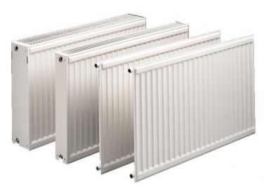 termosifoni a piastra ventilati